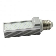 E27 Cool White 6000-6500K 55 LEDs LED Light Bulb 3014SMD 7W Light Lamp AC85-265V