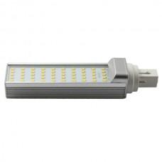 G24 Warm White 3000K 50 LEDs LED Light Bulb 2835 SMD 8W Light Lamp AC85-265V