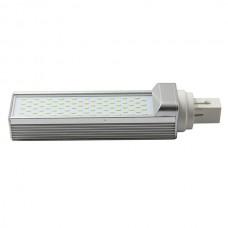 G24 Cool White AC85-265V 120LEDs Lamp 3014SMD 3014 SMD 10W LED Light Bulb 6000K