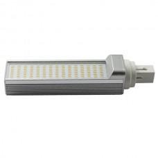 G24 Warm White AC85-265V 120 LEDs Lamp 3014SMD 3014 SMD 9W LED Light Bulb 6000K