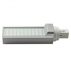 G24 Cool White 7W 66LED 3014 SMD Corn Bulb Light AC85-265V 800LM LED Lamp
