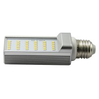 E27 Warm White 6W 30LED 2835SMD Corn Bulb Light AC85-265V 600LM LED Lamp