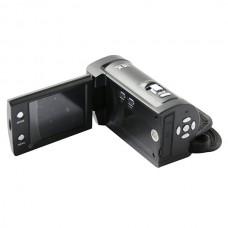 HD-777 1.3 Mega pixels 2.4 inch LCD Digital Video Camera HD Recorder CMOS Sensor-Black