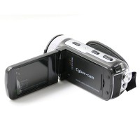 "HD-55E 16MP Resolution 2.7"" TFT LCD HD 720P 16MP 16X Zoom Digital Camera Camcorder DVR Black"