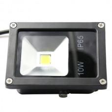DC12V 10W Waterproof IP65 Outdoor LED Flood Light Pure White Spot Light Lamp