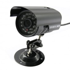 24 LED Waterproof Night IR Vision USB Surveillance Camera Home CCTV Motion Detection