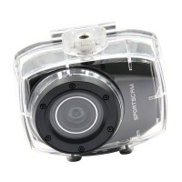 "Portable Full HD 1080P 2.4"" LCD Touch Panel Sports Waterproof Helmet Camera Cam Video 5MP 4x Digital Zoom SDV353"