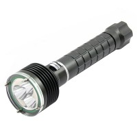 LusteFire DV06 High Power 3 CREE L2 LED 1600 lm Stepless Adjusted Diving Flashlight