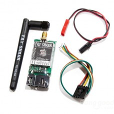Fatshark 5.8G 250mW Transmitter FPV Video RC Version System For Multicopter