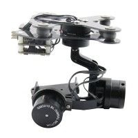 3 Axis SMART Gopro BL Gimbal Brushless Gimbal Camera Mount w/Motor & Gimbal Controller for Gopro FPV Aerial Photography