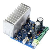 TDA2030A 2.1 Stereo Audio Amplifier 3 Channel Subwoofer Bass Amplifier Board