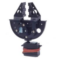 Arduino Robot Aluminium Gripper Clamp Mount kit for Robot Arduino w/2pcs TR205 Servo
