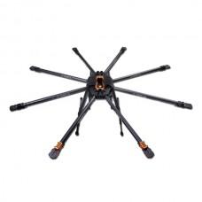 Tarot T18 FPV Octacopter TL18T00 25mm Carbon Fiber UAV Octocopter Frame 1270MM 11KG FPV Multi-Rotor