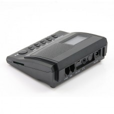 "KSD288 Protable Recorder Telephone Auto Recording Box SD Card Digital 1.5"" LCD Recorder"