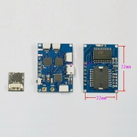 3-axis Alexmos MINI BGC 4.1 Brushless Gimbal Controller Main Board& 3rd ext. IMU