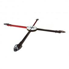 TZT-550 550mm Multi-Rotor Glass Fiber Aircraft Quadcopter Frame Kit V1.0 DIY