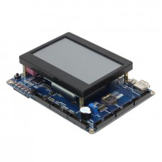 ARM11 S3C6410-A Single Development Board 256m Memory 2G Nand Flash w/ 4.3-inch LCD Screen