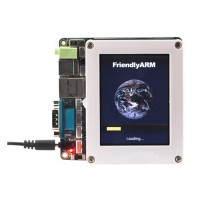 "Friendly Arm 1GB N-Flash Mini2440 Development Board Arm9 S3C2440 3.5"" LCD+Camera+Wi-Fi"