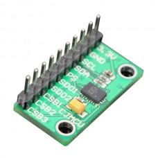 BMX055 IMU 9DoF Sensor Board Integrated 9-Axis Attitude Sensor Module SPI/I2C