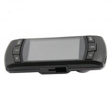 SP805 HD 1080P Dual Lens Dashboard Dash Car Separate Rear Camera Vehicle DVR
