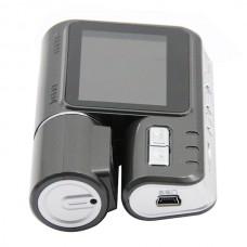 Dual Lens Camcorder i1000 Car DVR Dash Cam black box w/ Rear Vehicle View Dashboard Cameras Full HD 1080P I1000