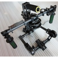 Hifly 3 Axis Red EPIC SCARLET DSLR HAND Brushless Gimbal Stabilizer Alexmos 4xGBM8108