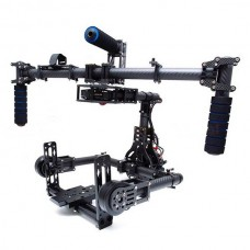 Hifly Black Magic RED EPIC SCARLET 3 Axis Heavy Duty Brushless Gimbal Stabilizer BGM 8108-150