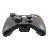 Replacement Wireless Game Controller for Xbox 360 Joystic Xbox360 Controller - Black