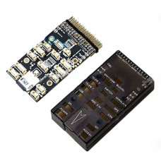 PIXHAWM V2.43 PX4FMU & PX4IO Autopilot Flight Controller 32 Bit w/Shell for Multicopters Fixed-wing Copters