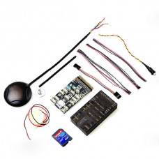PIXHAWM V2.43 PX4FMU + PX4IO Autopilot Flight Controller w/6M GPS for Multicopters Fixed-wing Copters