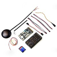 PIXHAWM V2.43 PX4FMU & PX4IO Autopilot Flight Controller w/6H GPS for Multicopters Fixed-wing Copters