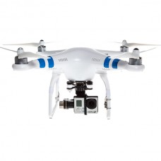 DJI Phantom 2 Quadcopter Full Set w/ DJI H3-3D 3-Axis Gopro Gimbal FPV Combo for Aerial Photography