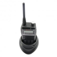 Walkie Talkie WEIERWEI VEV-V8 Plus UHF 199CH 5W VOX DTMF FM Radio Two Way Radio