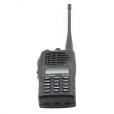 WEIERWEI VEV 338 Walkie Talkie UHF+VHF 5W 128 CH Scrambler DTMF VOX ANI Code FM Portable Two-Way Radio