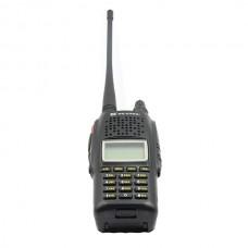 WEIERWEI VEV V12 Walkie Talkie UHF+VHF 5W 128CH DTMF VOX ANI Code FM Portable Two-Way Radio
