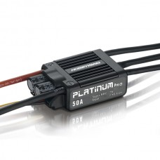 HobbyWing Platinum 50A V3 ESC Electronic Speed Controller for RC Multicopter