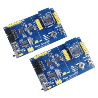 New version Bluetooth Module 4.0 BLE Serial Port CC2540/1 CC254xEK iBeacons ibeacon ANCS