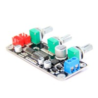 LM1036n HIFI Tone Adjustment Volume Control Assembled Board DIY w/ TL074