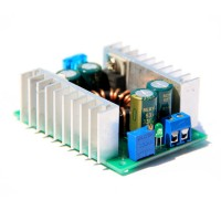 DC 10-32V to 9-60V Booster Converter 8A 300W Step-Up Regulator Module For  Amplifier Computer LED Drive