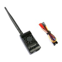 HiEE 5.8G 32CH 1500mW Transmitter 1.5W Microwave Telemetry AV Wireless 3-6S Wide Voltage