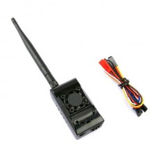 HiEE 5.8G 32CH 1500mW Transmitter 1.5W Microwave Telemetry AV Wireless 3-6S Wide Voltage