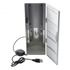 USB Cola Drink Fridge Beverage Can Cooler Warmer Refrigerator USB Fridge Freezer PC Laptop