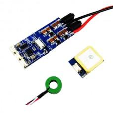 FPV OSD Skylark Rock OSD for 12S Battery (51V Voltage 180 A current)