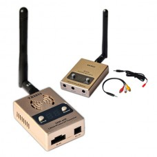 Boscam 32CH 5.8G 2200mW TX5822 w/ RX RX5822 Receiver Wireless Transmitter 2.2W Long Range AV Sender  for FPV