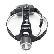 TZT 201 POWER CREE XML T6 LED Headlamp Headlight 1600 Lm flashlight torch IN/OUT+Charger