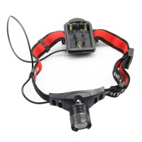 Ultra Bright 500 Lumen CREE Q5 LED Headlamp Headlight Zoomable for Camping Hiking Cycling Climbing