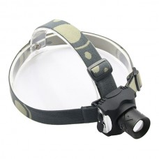 Cree Q5 1400LM Outdoor Bicycle LED Headlight Rechargeable CREE Headlamp Built in Battery