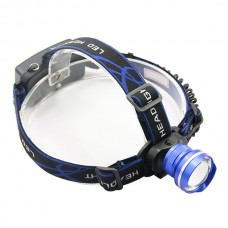 205A 2000Lm CREE XM-L XML T6 LED Headlamp Rechargeable Headlight /wholesale Headlamp T6 Flashlights