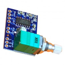 PAM8403 Power amplifier circuit Board /Small Audio Amplifier /3W+3W Digital Amplifier