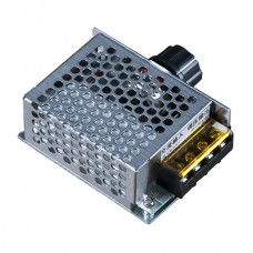 4000W 220V High Power SCR Speed Controller Electronic Voltage Regulator Governor Thermostat Dimming Dimmer